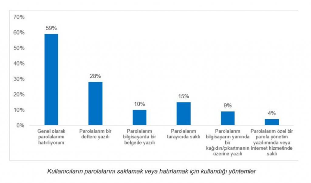 Türkler ve Parola Güvenliği